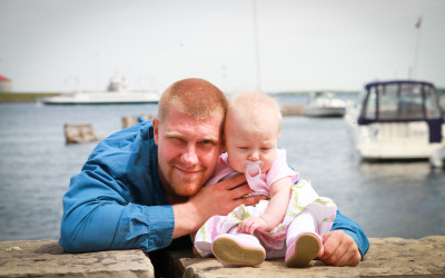 Ryan, Tanya & Kyla – Family