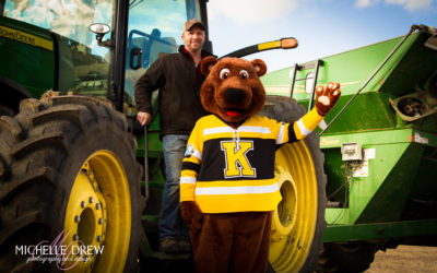 Grain Farmers of Ontario – OHL Hockey Cards