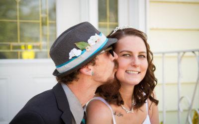 Larissa and Greg's Wedding
